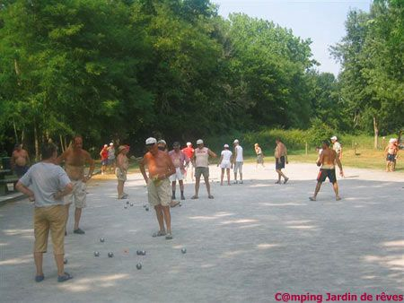 Pin terrain de petanque on vous y attend pour savo 9211203447 picture on pinterest - Sable pour terrain de petanque ...